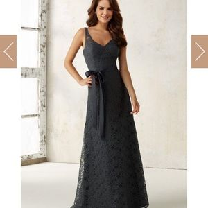 *NEW bridesmaid dress/evening gown with tags